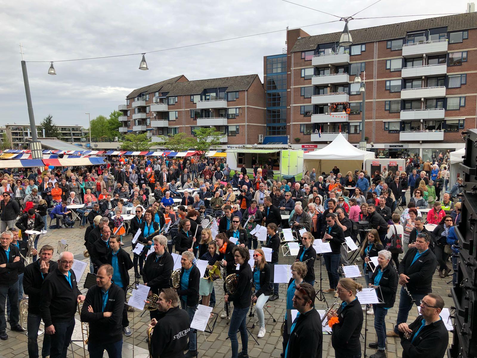Oranjemarkt Meiveld 2018