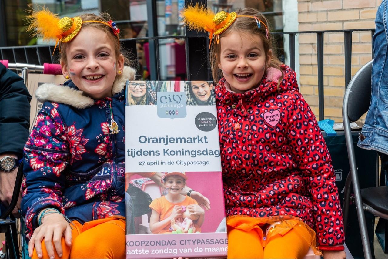 Bedankt voor een geweldige Oranjemarkt Veldhoven 2019