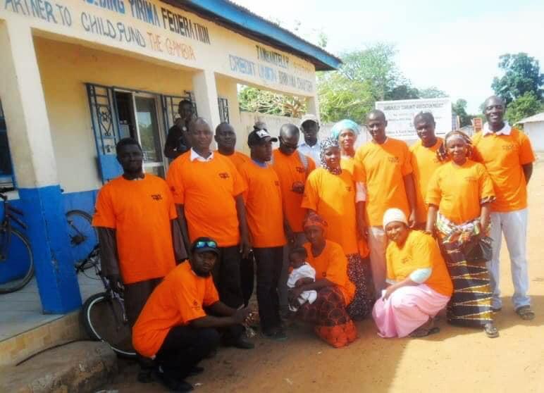 Oranjemarkt Veldhoven shirts naar goede doel