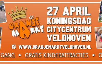 Oranjemarkt Veldhoven 2020!