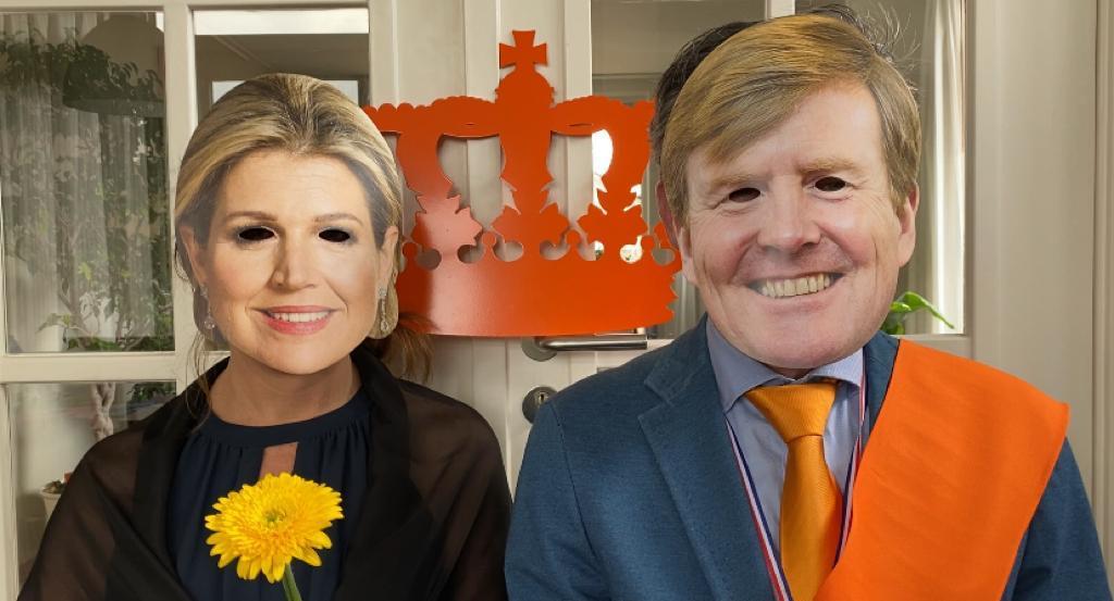 De Oranjemarkt Veldhoven trakteert op Koningsdag 2021!