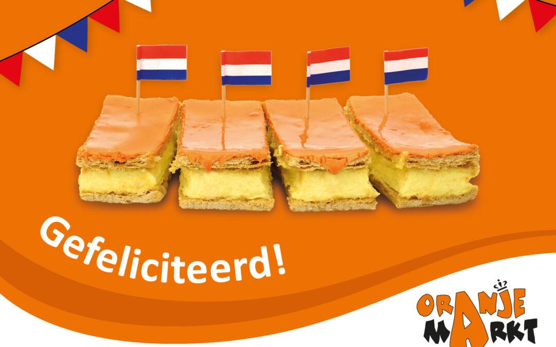 Oranjemarkt Veldhoven_winnaars_winactie 2021